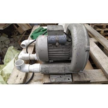 Dmuchawa / pompa próżniowa - jednofazowa 0,75 kW