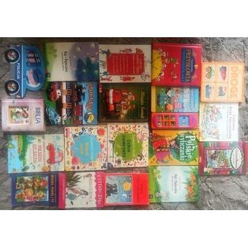 Zestaw 19 książeczek i bajeczek. Uczące i ciekawe
