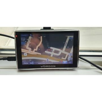 Nawigacja Vordon GPS X5 4gb transmiter FM