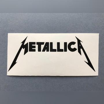 Naklejka Metallica Darmowa dostawa!!!
