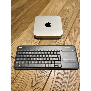 Mac Mini 1.4 GHz / 4GB/ 500 GB + klawiatura