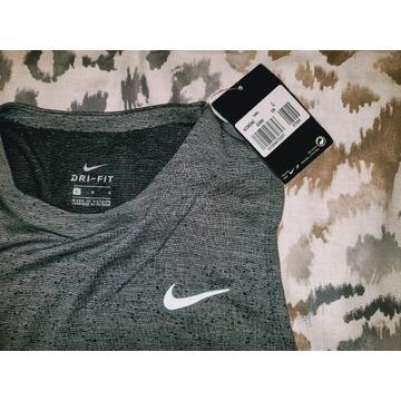 Nike bluzka damska fitness L