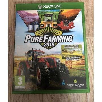 Pure Farming 2018 XBoxOne