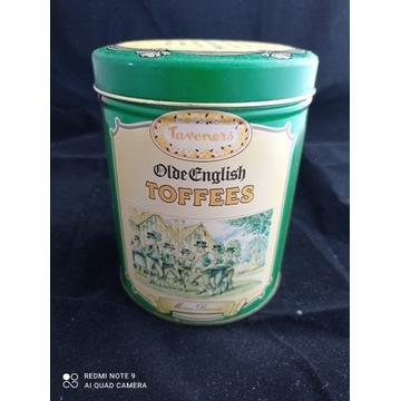 Opakowanie reklamowe Olde english Toffees