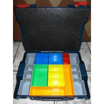 Bosch L boxx 102 organizer 12 Nowego typu SORTIMO
