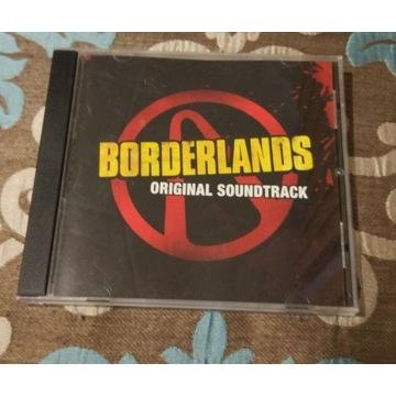 Borderlands game OST CD