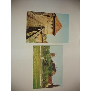 Stare pocztówki Frombork