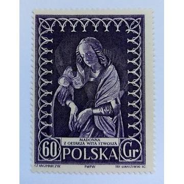 Fi 838 **Madonna z ołtarz.Wita Stwosza- luzak