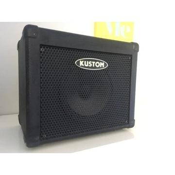 Wzmacniacz combo do gitary basowej Kustom KBA16