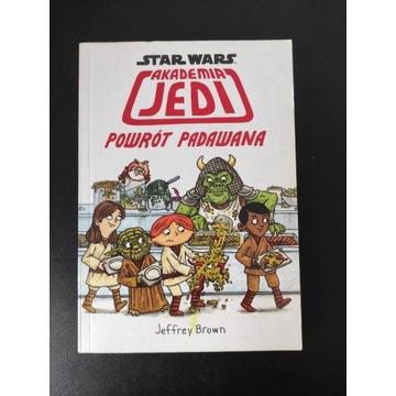 Star Wars: Akademia Jedi +powrót padawana (tom1-2)