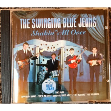 The Swinging Blue Jeans - Shakin' All Over