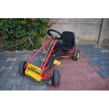 Gokart Kettler Kettcar dla małego kierowcy :)