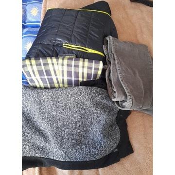 Odzież męska XL paka