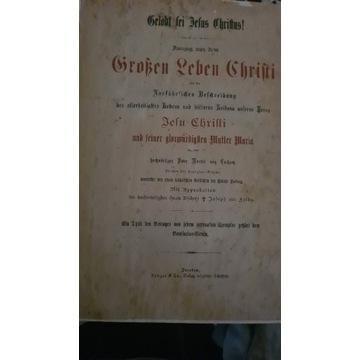 Biblie niemieckie 2 sztuki