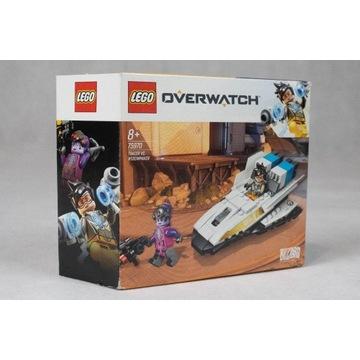 Lego Overwatch 75970 Tracer v Widowmaker Smuga