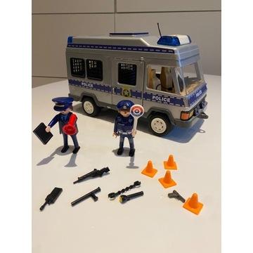 PLAYMOBIL policja, furgonetka policyjna 4023