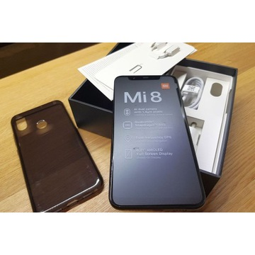 Nowy Xiaomi mi8 6/128