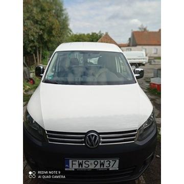 Volkswagen Caddy 1.6TDI 75KM