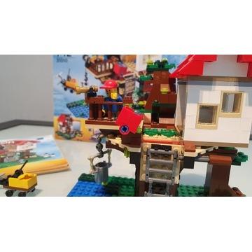 Lego creator 31010 - Domek na drzewie