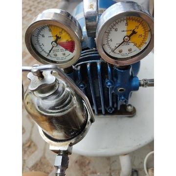 Pompa próżniowa kompresor 2 w 1 USA GE  sprawna