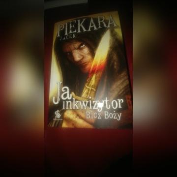 Ja Inkwizytor Bicz Boży Nowa Fabryka Słów Piekara