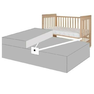Treppy Pasek mocujący łóżeczko