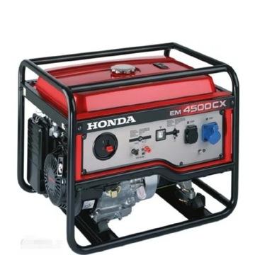 Agregat Pr膮dotw贸rczy Honda EM 4500 CXS