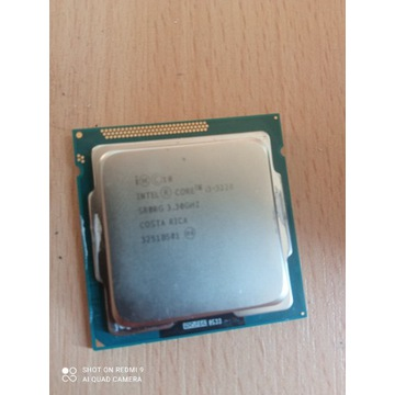 Procesor i3 3220