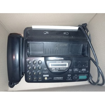 Faks fax Panasonic sprawny