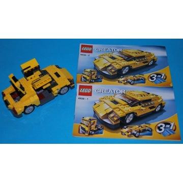 Lego Creator - Samochód