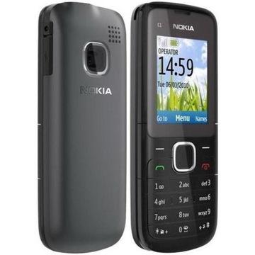 Nokia c1-01, Głośna , Oryginał, GW12, ORANGE
