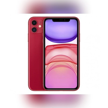 IPhone 11 256 GB Red