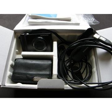 Aparat SAMSUNG N V 100 HD Obiektyw SCHNEIDER 14,7