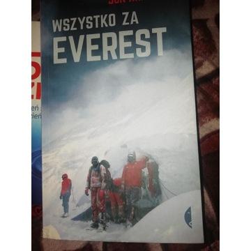 Książka Wszystko za Everest