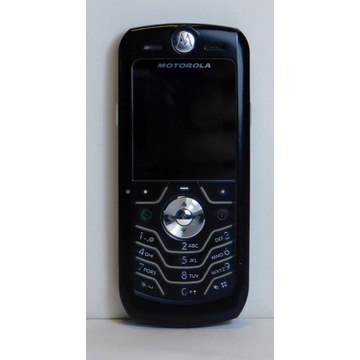 TELEFON MOTOROLA L6 CZARNY
