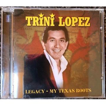 Trini Lopez - Legacy - My Texas Roots