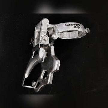 Przerzutka SRAM X9 3x9 34.9mm