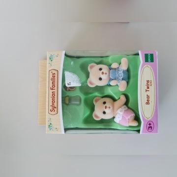 Sylvanian Families Bear Twins 3243