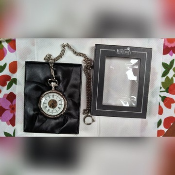 Heritage kolekcja zegarek dewizka nowy
