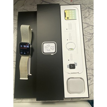 Apple Iwatch 4 Nike gps
