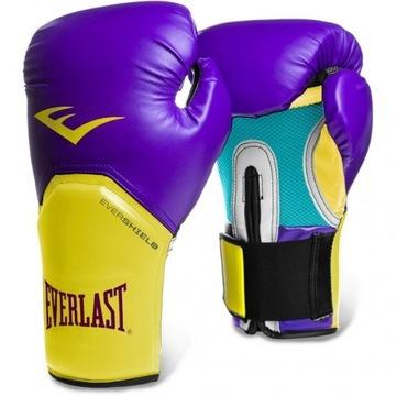 EVERLAST Rękawice bokserskie oz 12 pro style elite