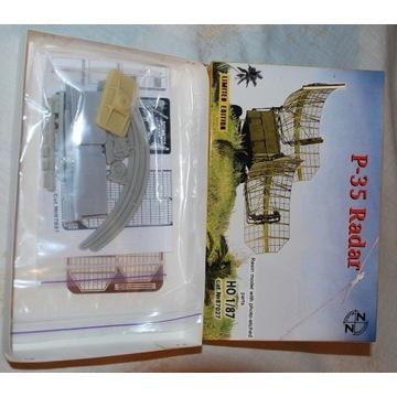 P-35 Radar 1/87