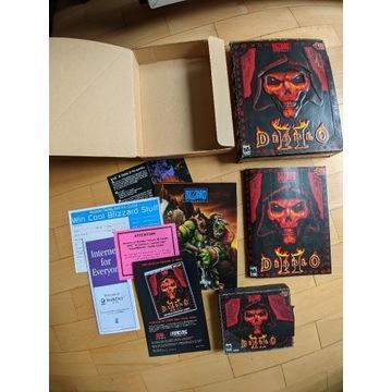 gra Diablo II 2 ver. 1.0 USA dla kolekcjonera
