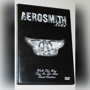 Aerosmith live Juli 1978 Dallas, koncert DVD