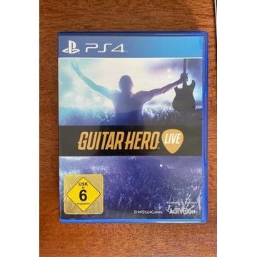 Guitar Hero Live + dwie gitary (nówka)