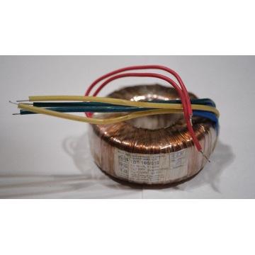 Transformator toroidalny sieciowy 230V 2x30V 160VA