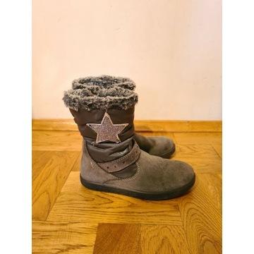 Buty zimowe dziewczęce PRIMIGI goretex rozm 29