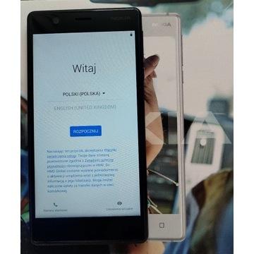 Nokia 3 w bardzo dobrym stanie !!