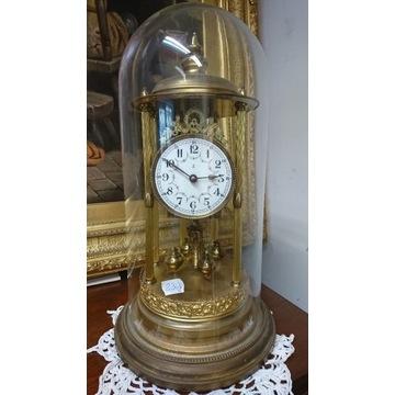 Zegar kominkowy roczny
