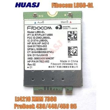 Fibocom L850-GL XMM 7360 CAT6